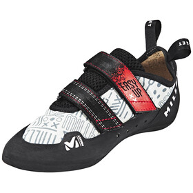 Millet Easy Up Climbing Shoes Unisex, grey/red